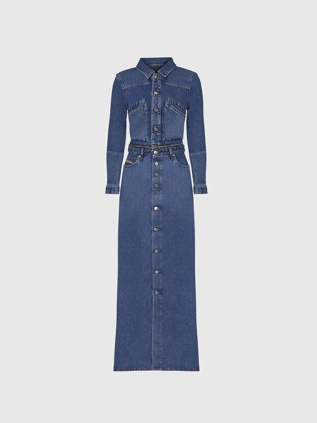 DE-BLOCHY, Medium blue - Denim Jackets