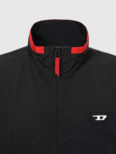Diesel - UMLT-ROULAY-WZ, Black - Jackets - Image 3