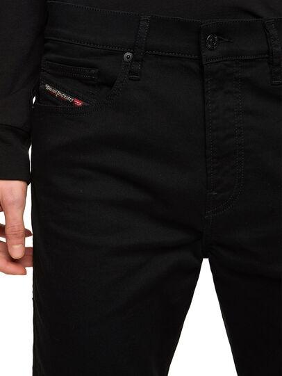 Diesel - D-Amny 069EI, Black/Dark grey - Jeans - Image 3
