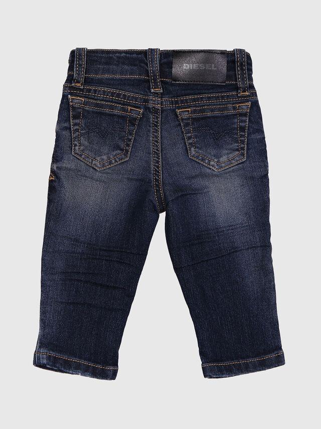 KIDS GRUPEEN-B, Dark Blue - Jeans - Image 2