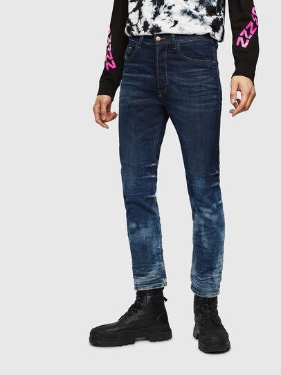Diesel - D-Eetar 0097U, Dark Blue - Jeans - Image 1