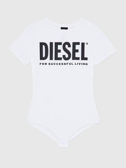 Diesel - UFBY-BODYTEE, White - Bodysuits - Image 1