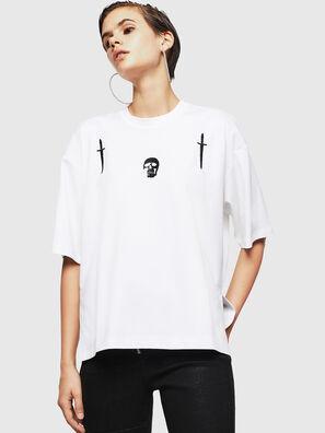 TELIX-A, White - T-Shirts