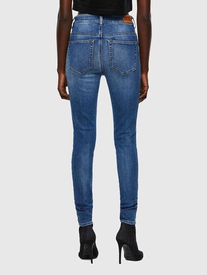 Diesel - Slandy High 009QS, Light Blue - Jeans - Image 2