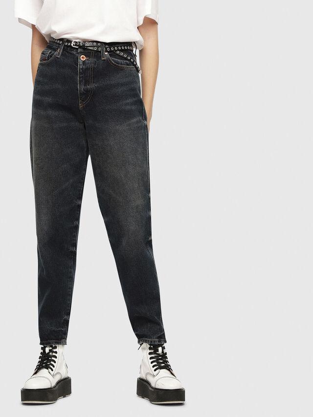 Diesel - Alys 084ZK, Dark Blue - Jeans - Image 1