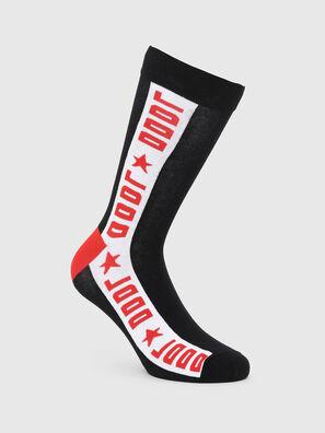SKM-RAY, Black - Socks