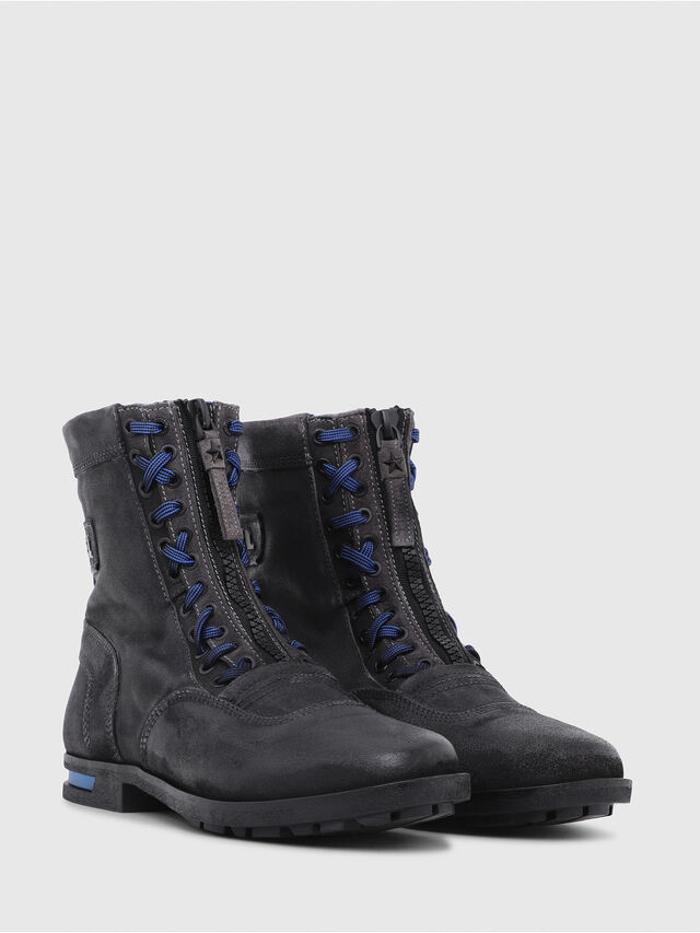 Diesel - D-OGTAG OXB, Anthracite - Boots - Image 2