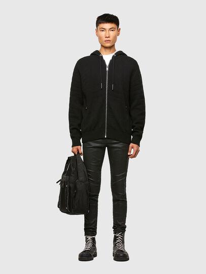 Diesel - K-ALAMAN, Black - Knitwear - Image 7