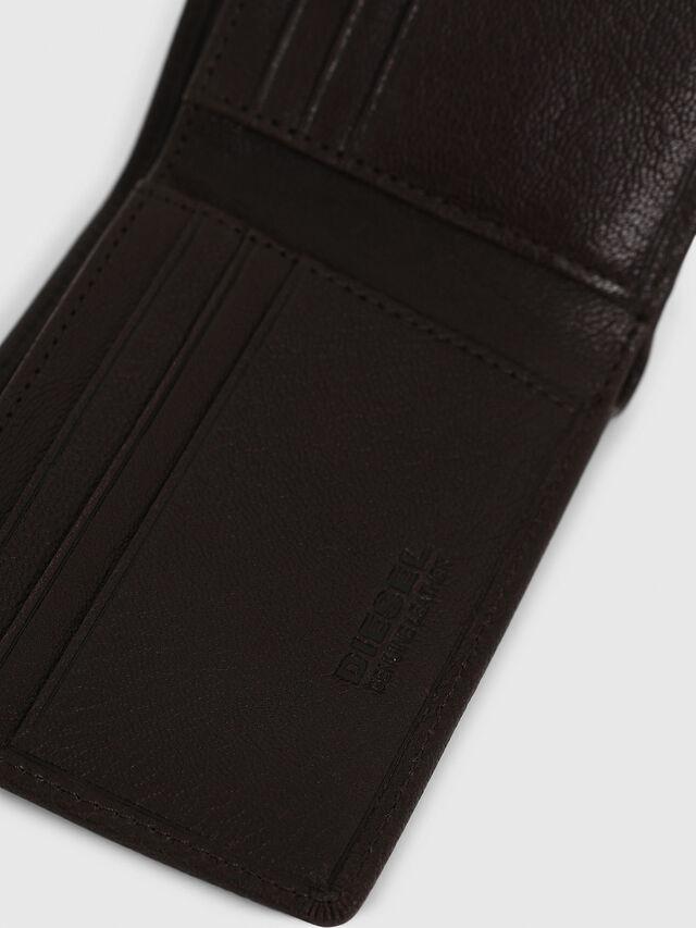 Diesel - NEELA XS, Dark Brown - Small Wallets - Image 4