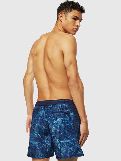 Diesel - BMOWT-DORSAL, Blue - Swim shorts - Image 2
