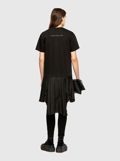 Diesel - D-JOLLIE, Black - Dresses - Image 2