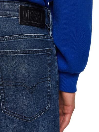 Diesel - D-Mihtry 069SF, Dark Blue - Jeans - Image 3
