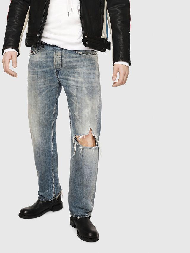 Diesel - D-Kodeck 088AP, Light Blue - Jeans - Image 1