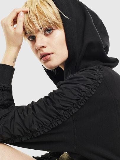 Diesel - F-ALLS, Black - Sweaters - Image 5