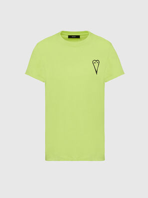 T-SILY-E50, Green Fluo - T-Shirts