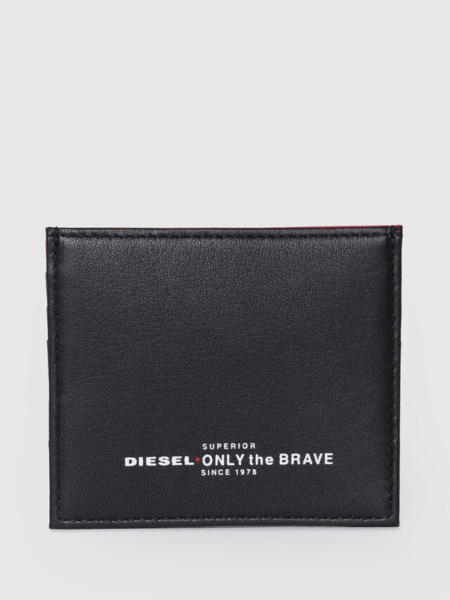 Diesel - JOHNAS I, Black/Red - Small Wallets - Image 1
