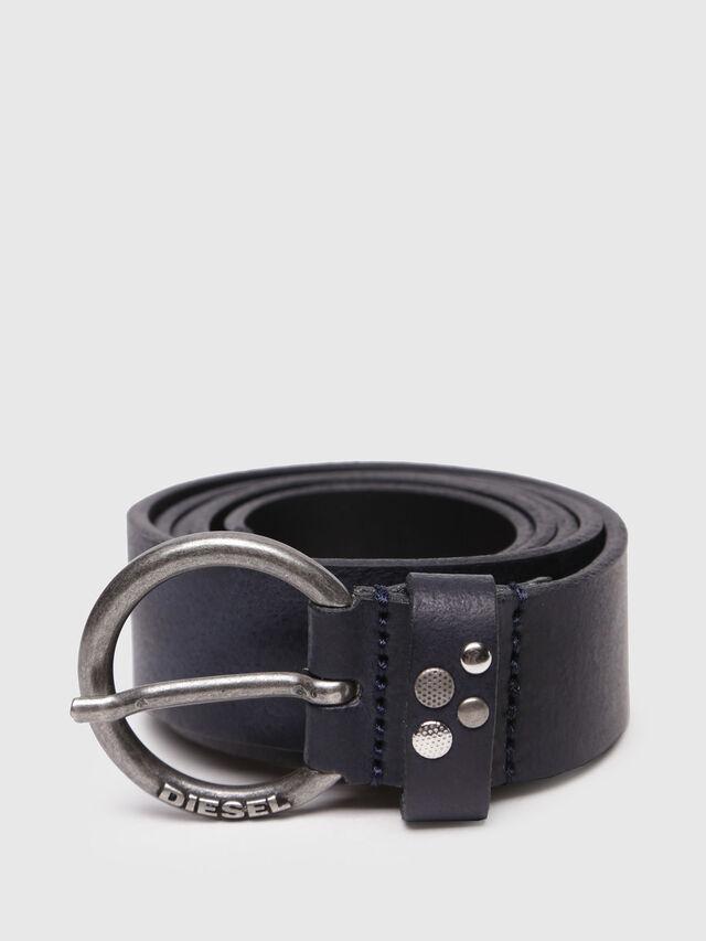 Diesel - B-WANNA, Dark Blue - Belts - Image 1
