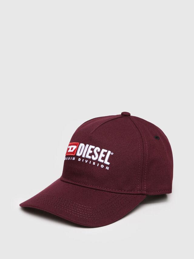 Diesel - CAKERYM-MAX, Burgundy - Caps, Hats and Gloves - Image 2
