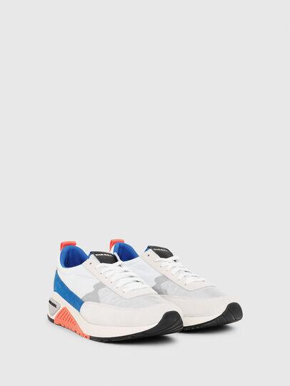 Diesel - S-KB LOW LACE II, Multicolor/White - Sneakers - Image 2