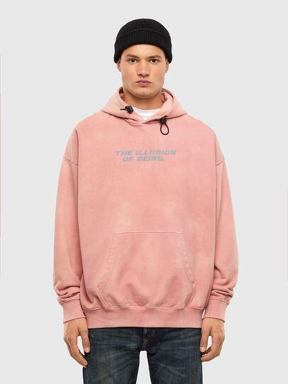 Diesel - S-UMMEREL-N73, Pink - Sweaters - Image 1