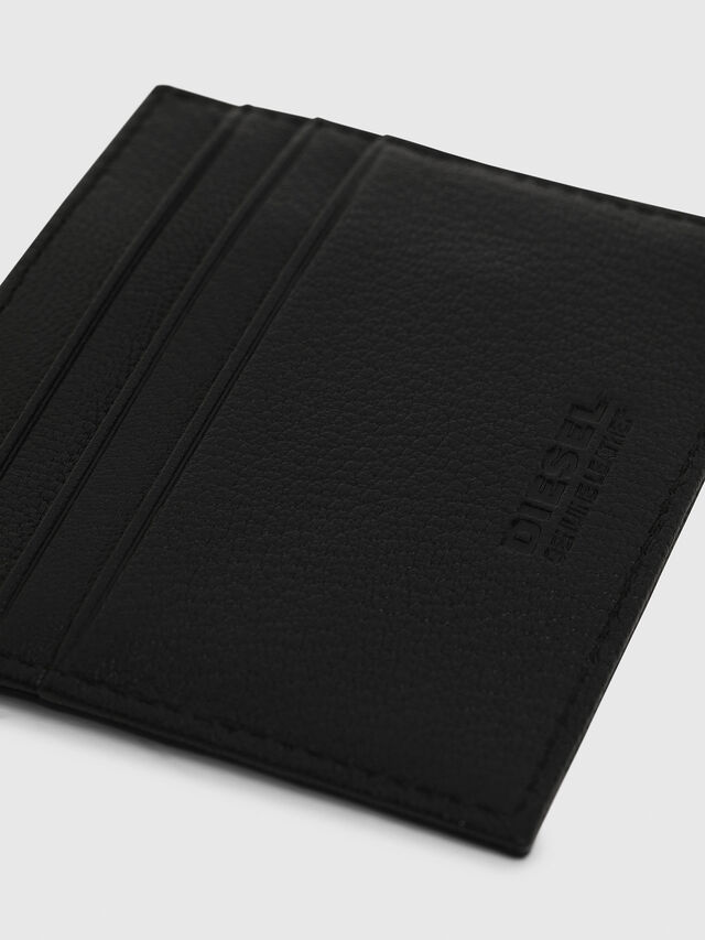 Diesel - JOHNAS, Black - Small Wallets - Image 3
