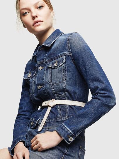 Diesel - DE-LIMMY, Blue Jeans - Denim Jackets - Image 4