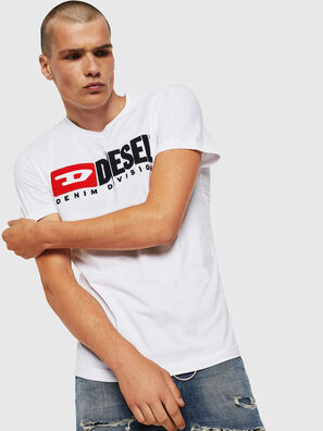 T-DIEGO-DIVISION, White - T-Shirts