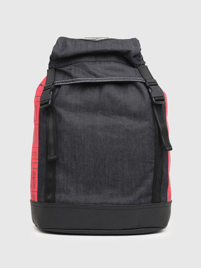 Diesel - F-SUSE BACKPCK, Dark Blue - Backpacks - Image 1