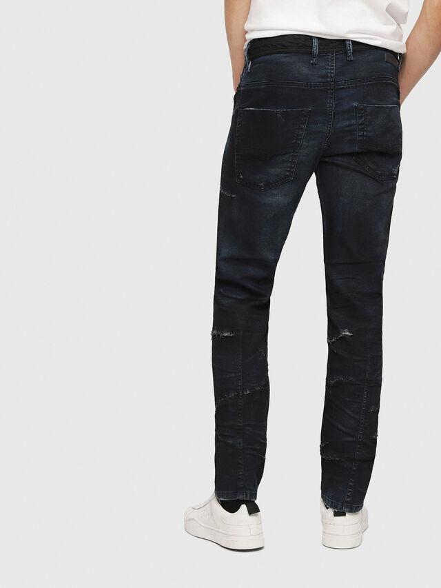 Diesel - Krooley JoggJeans 069CG, Dark Blue - Jeans - Image 2