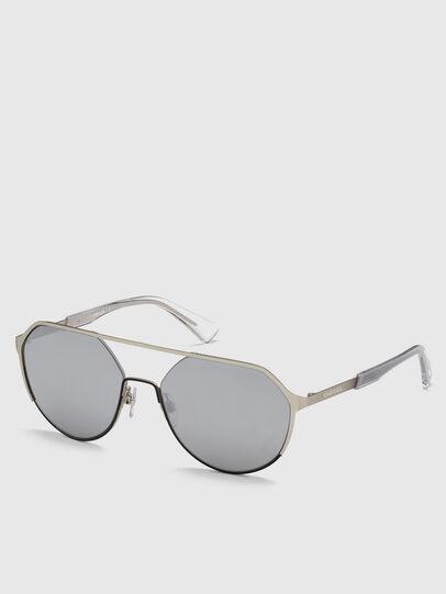 Diesel - DL0324, Grey - Sunglasses - Image 2