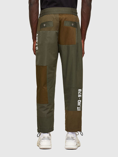 Diesel - P-HOR, Military Green - Pants - Image 2