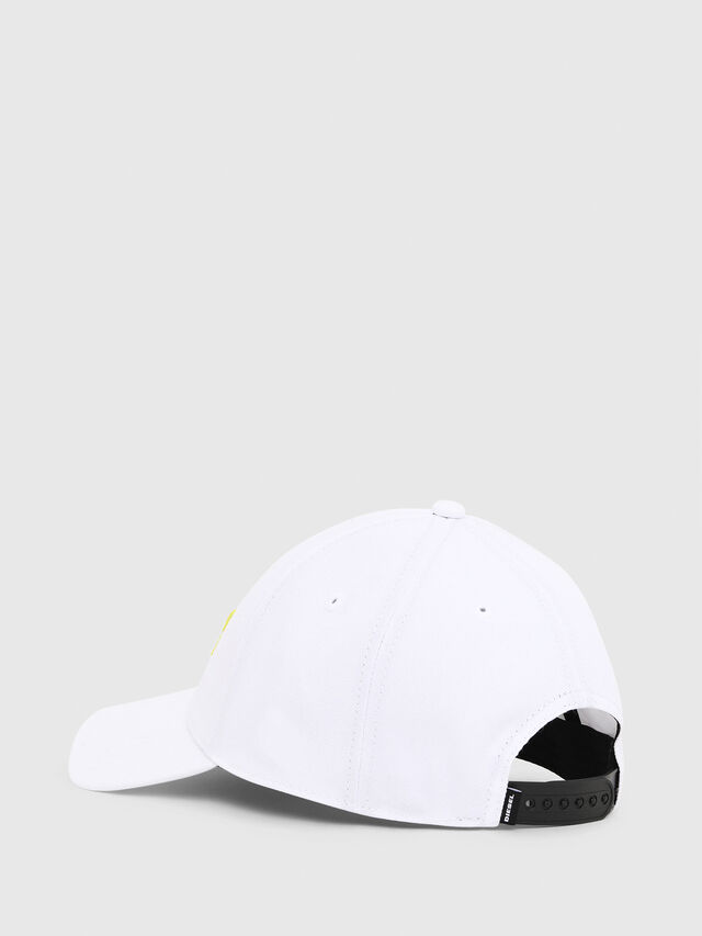 Diesel - CINDIES-RA, White - Caps, Hats and Gloves - Image 2