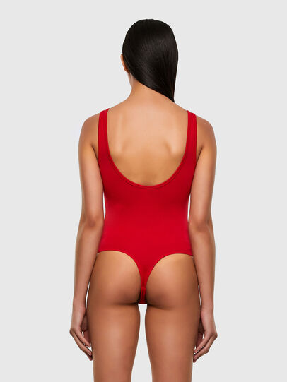 Diesel - UFBY-BODYHI, Red - Bodysuits - Image 2