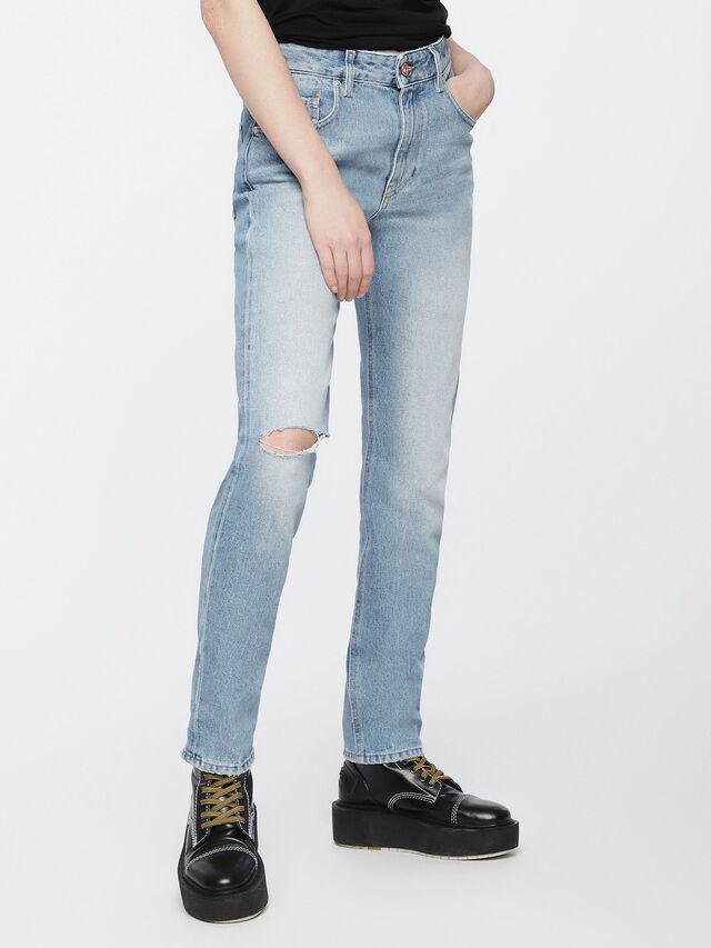 Diesel - Neekhol 0076J, Light Blue - Jeans - Image 1