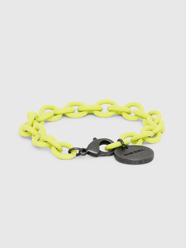Diesel - A-ZED, Yellow Fluo - Bijoux and Gadgets - Image 1
