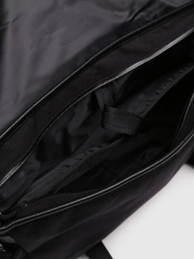 Diesel - F-URBHANITY MESSENGE, Black/Brown - Briefcases - Image 4