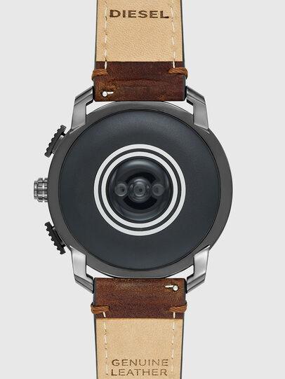 Diesel - DZT2032, Brown - Smartwatches - Image 4