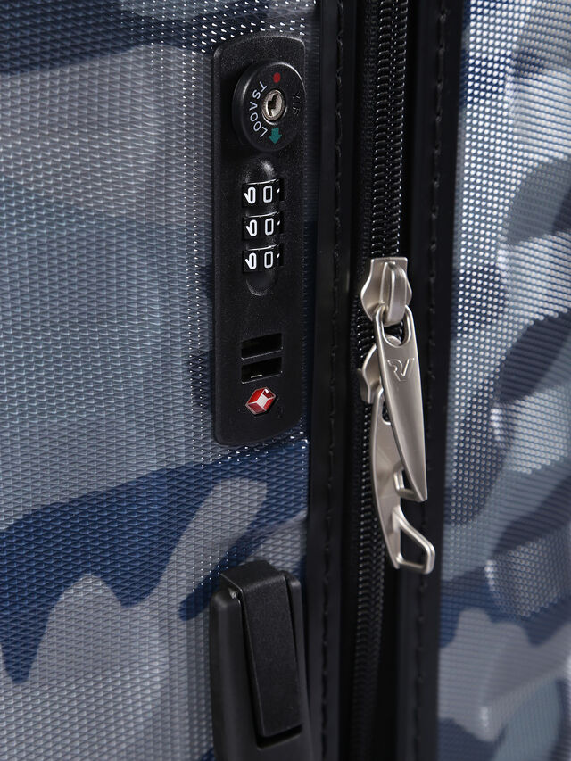 Diesel - MOVE M, Blue - Luggage - Image 5
