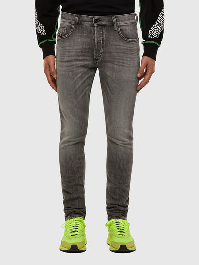 Diesel - Tepphar 009FP, Light Grey - Jeans - Image 1