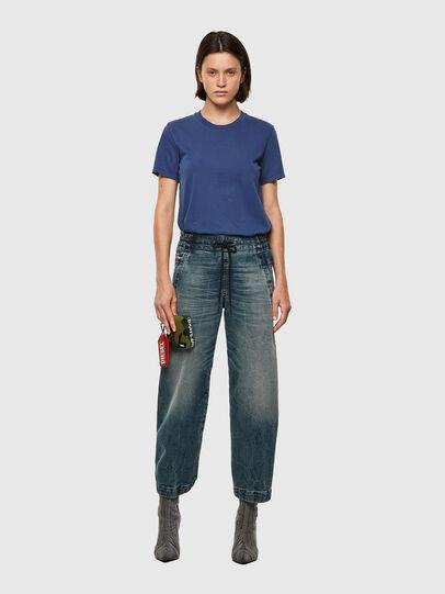 Diesel - Krailey JoggJeans® 069YG, Medium blue - Jeans - Image 6