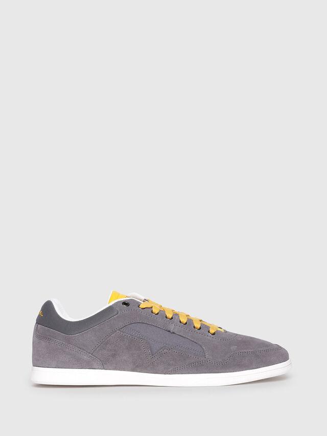 Diesel - S-HAPPY LOW, Grey - Sneakers - Image 1