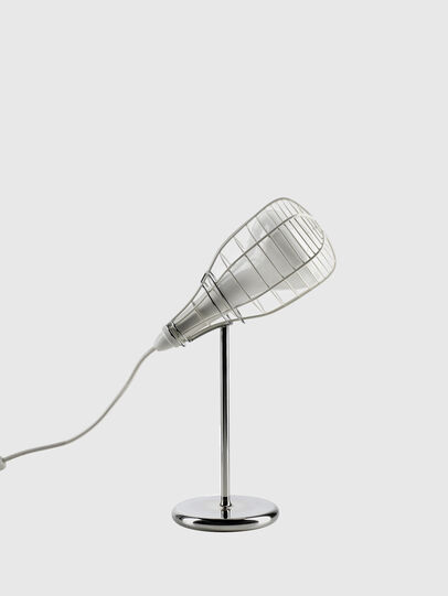Diesel - CAGE MIC BIANCO,  - Table Lighting - Image 1