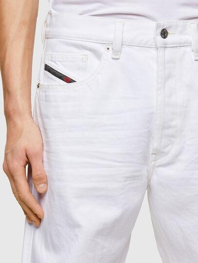 Diesel - D-Macs 0ABBY, White - Jeans - Image 3