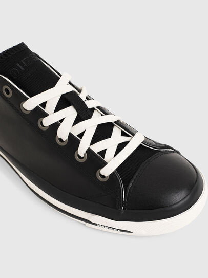 Diesel - EXPOSURE IV LOW  W, Black - Sneakers - Image 4