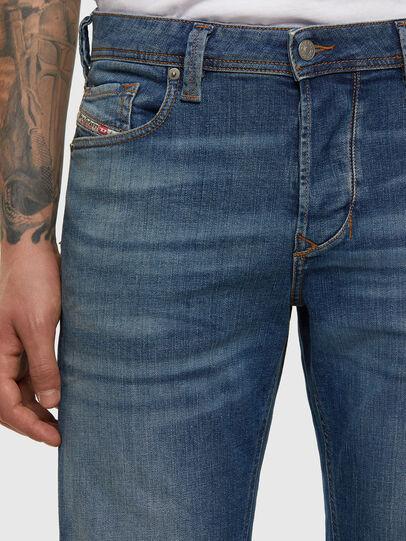 Diesel - Larkee-Beex 009DB, Medium blue - Jeans - Image 4