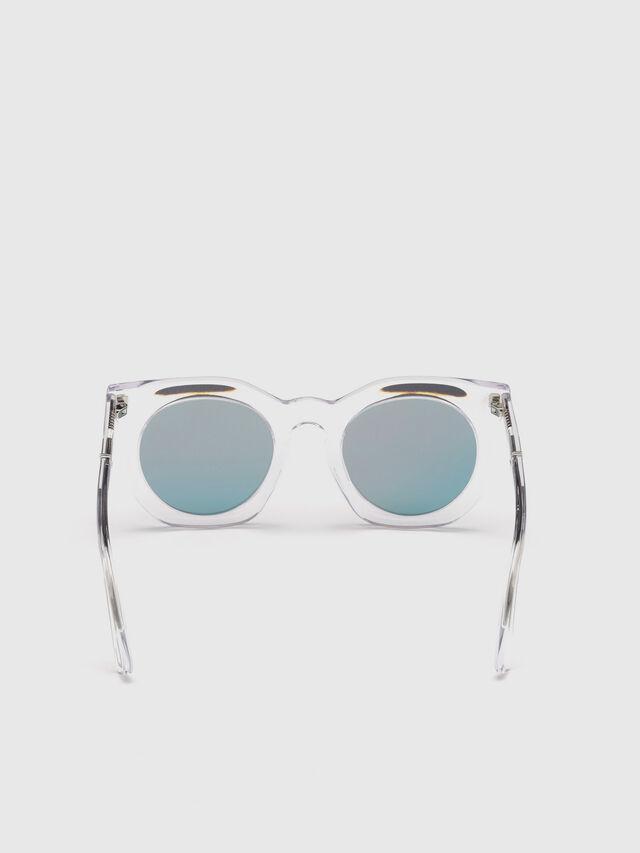 Diesel - DL0283, White - Eyewear - Image 4