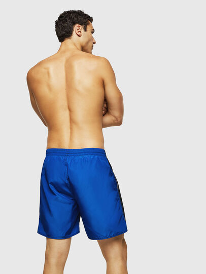 Diesel - BMBX-WAVENEW, Blue - Swim shorts - Image 2