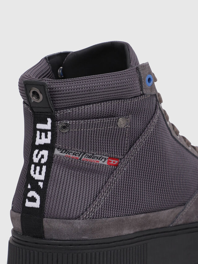 Diesel - S-DANNY MC II, Blue/Grey - Sneakers - Image 4