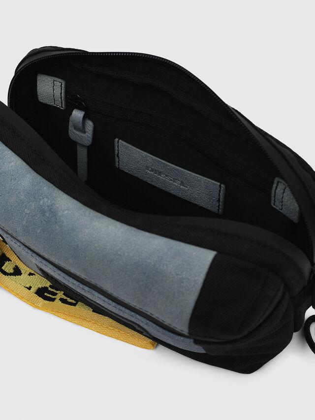 Diesel - L-TOLLE BELTBAG, Blue - Crossbody Bags - Image 3