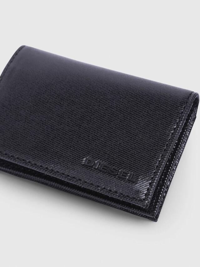 Diesel - DUKEZ, Black - Small Wallets - Image 3